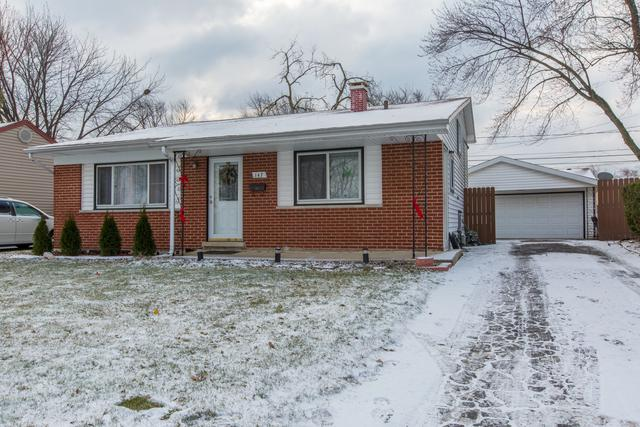 147 E Schubert Avenue, Glendale Heights, IL 60139 (MLS #09874088) :: The Jacobs Group