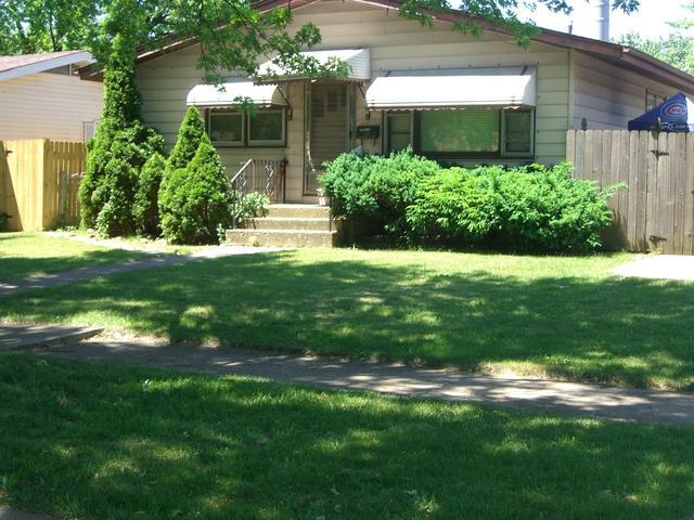 14818 S Sacramento Avenue, Posen, IL 60469 (MLS #09874881) :: Domain Realty