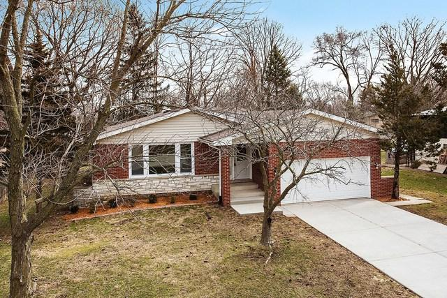 12501 S Melvina Avenue, Palos Heights, IL 60463 (MLS #09875095) :: The Jacobs Group