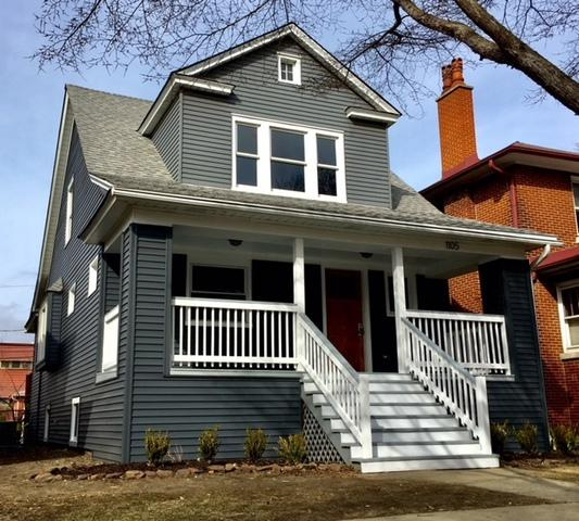 1105 S Euclid Avenue, Oak Park, IL 60304 (MLS #09875220) :: The Jacobs Group