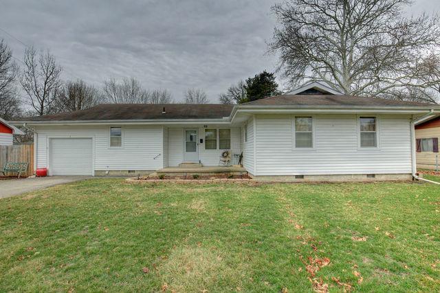 3 Matteson Drive, VILLA GROVE, IL 61956 (MLS #09875387) :: Ryan Dallas Real Estate