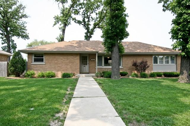 7200 W 108th Place, Worth, IL 60482 (MLS #09875787) :: The Jacobs Group
