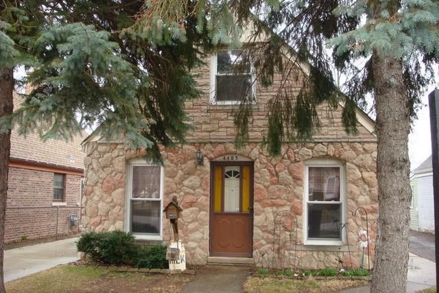 4403 Gage Avenue, Lyons, IL 60534 (MLS #09876105) :: The Jacobs Group