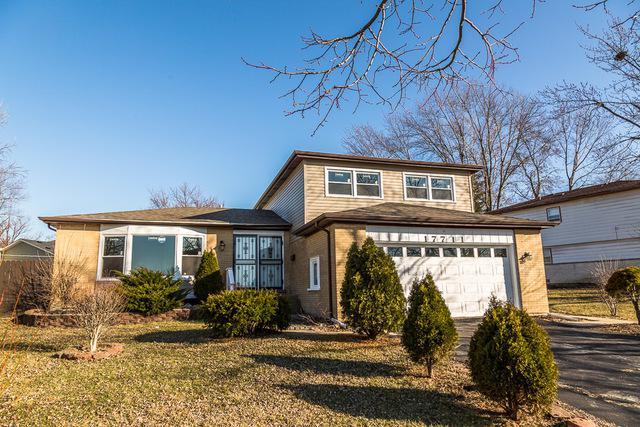 17711 Oakwood Drive, Hazel Crest, IL 60429 (MLS #09876241) :: The Jacobs Group