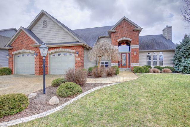 5013 Stonebridge Drive, Champaign, IL 61822 (MLS #09876359) :: Ryan Dallas Real Estate