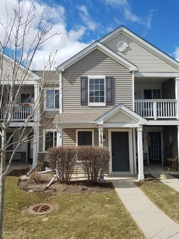 1629 Silverstone Drive #1629, Carpentersville, IL 60110 (MLS #09876401) :: Littlefield Group