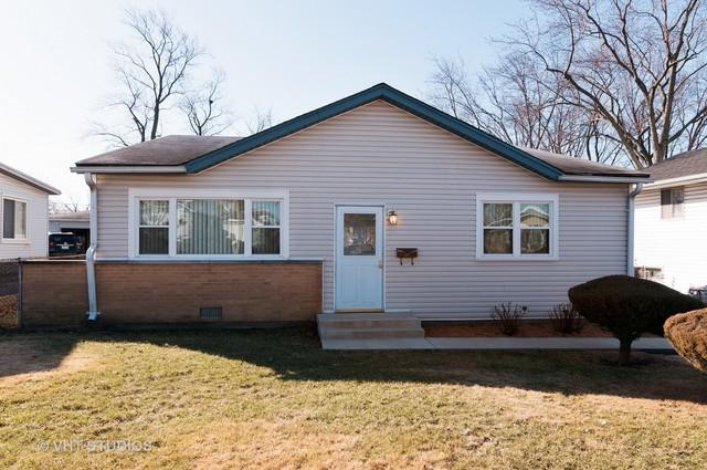 533 Harold Avenue, Glendale Heights, IL 60139 (MLS #09876490) :: Domain Realty