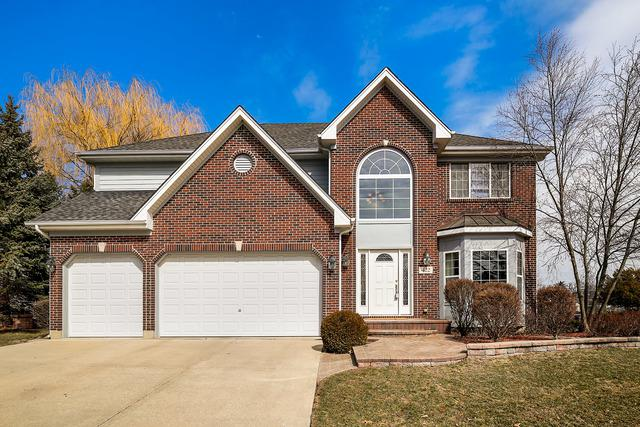 422 Pond View Lane, Bartlett, IL 60103 (MLS #09876594) :: The Jacobs Group