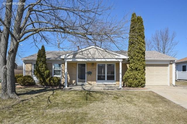 400 Arnold Avenue, Streamwood, IL 60107 (MLS #09876600) :: The Jacobs Group