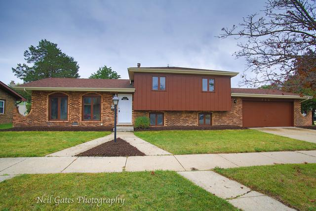 751 E 191st Place, Glenwood, IL 60425 (MLS #09876665) :: The Jacobs Group