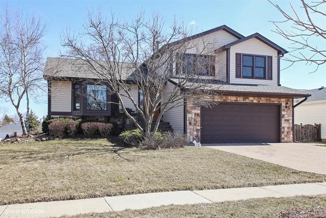 751 Schooner Lane, Elk Grove Village, IL 60007 (MLS #09876712) :: Domain Realty