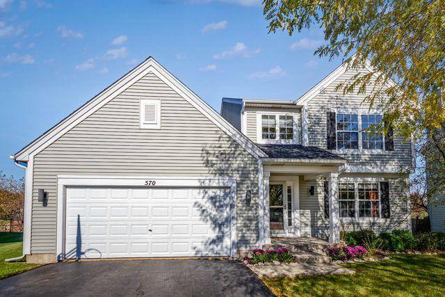 570 N Haverhill Lane, South Elgin, IL 60177 (MLS #09876886) :: The Jacobs Group