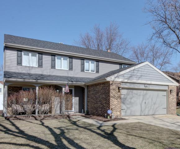 816 W Appletree Lane, Bartlett, IL 60103 (MLS #09877014) :: The Jacobs Group