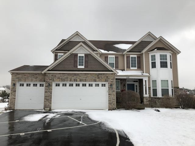 1142 Kevington Drive, Antioch, IL 60002 (MLS #09877320) :: The Jacobs Group