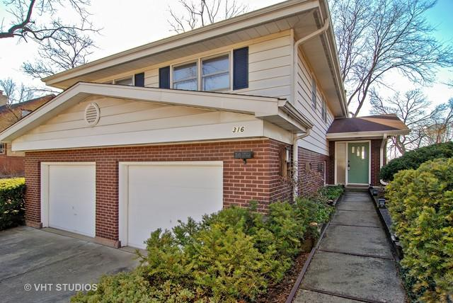 316 Orchard Street, Hillside, IL 60162 (MLS #09877511) :: The Jacobs Group