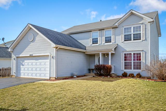 1843 Cambridge Drive, Carpentersville, IL 60110 (MLS #09877673) :: Littlefield Group