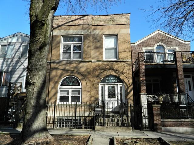 1825 N Marshfield Avenue, Chicago, IL 60622 (MLS #09878041) :: The Perotti Group