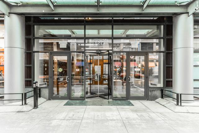 520 S State Street #1001, Chicago, IL 60605 (MLS #09878288) :: Domain Realty
