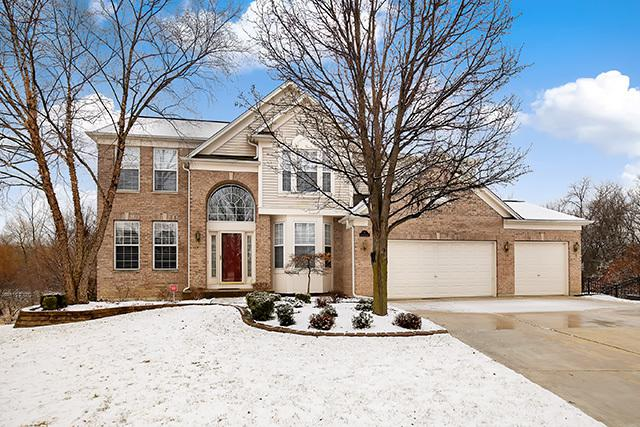 7 Jasmine Court, Streamwood, IL 60107 (MLS #09878776) :: The Jacobs Group