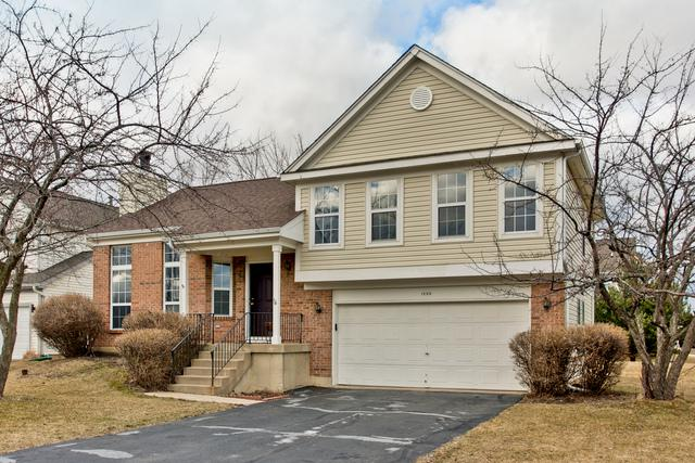 1600 Brompton Court, Crystal Lake, IL 60014 (MLS #09878803) :: Lewke Partners