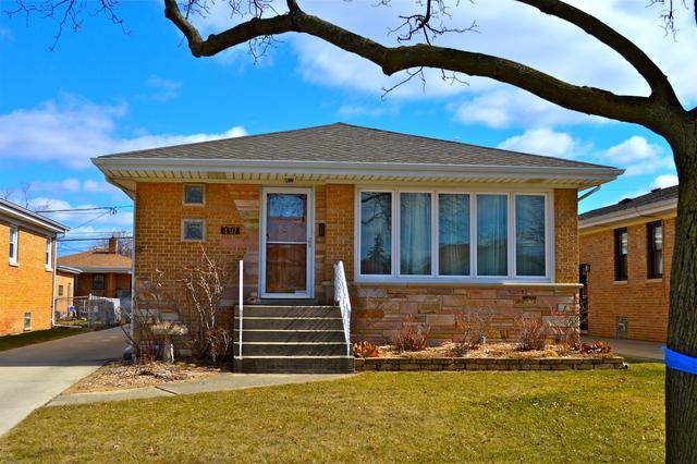 4317 N Olcott Avenue, Norridge, IL 60706 (MLS #09878871) :: The Jacobs Group