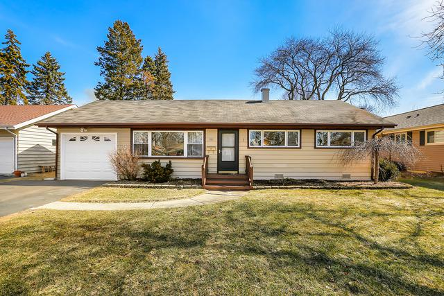 209 S Beverly Street, Wheaton, IL 60187 (MLS #09879128) :: The Jacobs Group