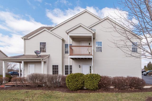551 Stonegate Drive #551, Sycamore, IL 60178 (MLS #09879203) :: The Jacobs Group