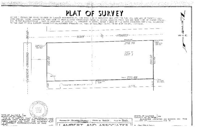 Lot 1 Prince Crossing, West Chicago, IL 60185 (MLS #09879366) :: The Jacobs Group