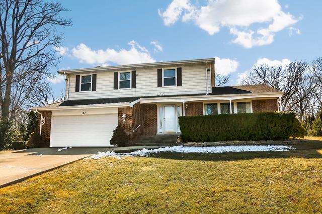 21 Circle Drive, Deer Park, IL 60010 (MLS #09879825) :: The Jacobs Group