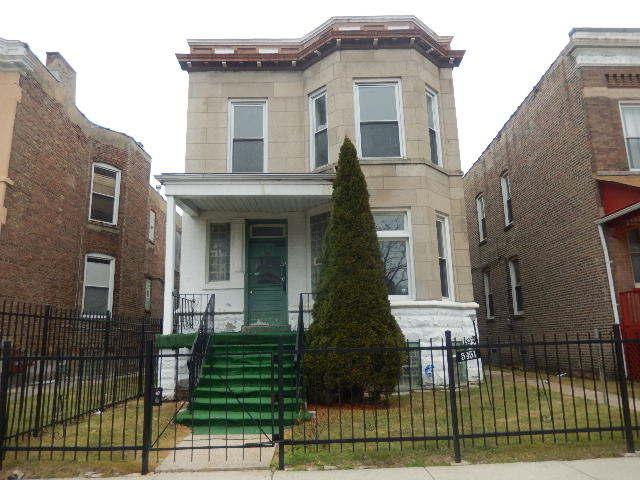 5951 S Green Street, Chicago, IL 60621 (MLS #09879879) :: The Jacobs Group