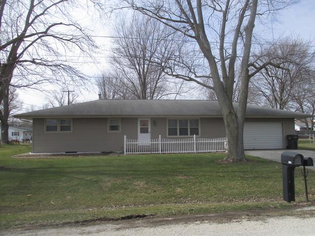 202 Ruby Street, VILLA GROVE, IL 61956 (MLS #09880004) :: Ryan Dallas Real Estate