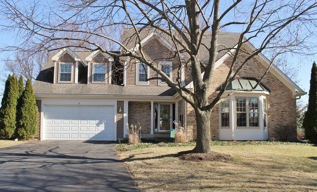 9 Wexford Court, Cary, IL 60013 (MLS #09880103) :: The Jacobs Group