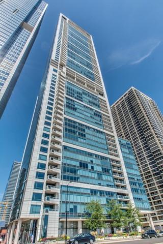 340 E Randolph Street #4302, Chicago, IL 60601 (MLS #09880588) :: Berkshire Hathaway Koenig Rubloff - Carroll Real Estate Group