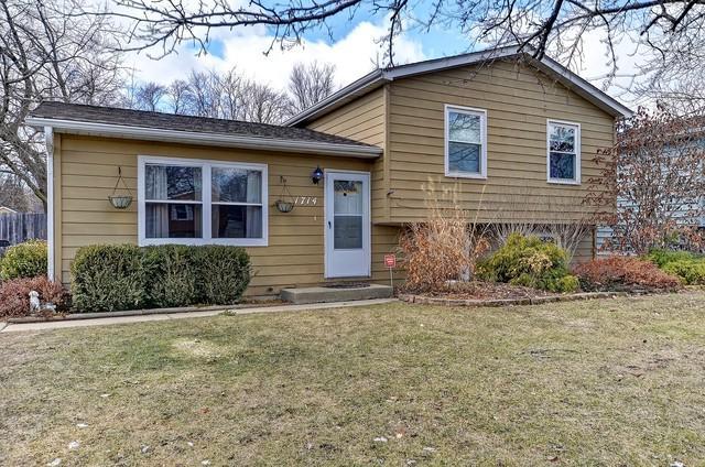 1714 Elizabeth Avenue, Zion, IL 60099 (MLS #09880769) :: The Jacobs Group