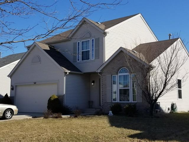 369 Zinnia Drive, Romeoville, IL 60446 (MLS #09880965) :: The Jacobs Group