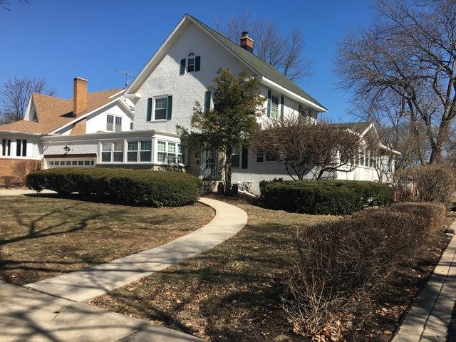 431 S Kenilworth Avenue, Elmhurst, IL 60126 (MLS #09881004) :: Lewke Partners