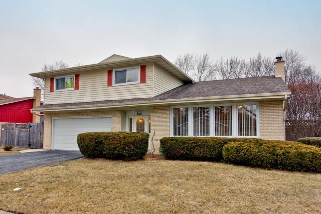 906 Garden Lane, Wheeling, IL 60090 (MLS #09881017) :: Littlefield Group