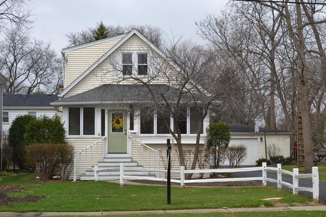 1248 E Kensington Road, Arlington Heights, IL 60004 (MLS #09881211) :: The Jacobs Group