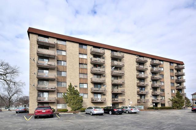 850 Des Plaines Avenue #603, Forest Park, IL 60130 (MLS #09881552) :: The Jacobs Group