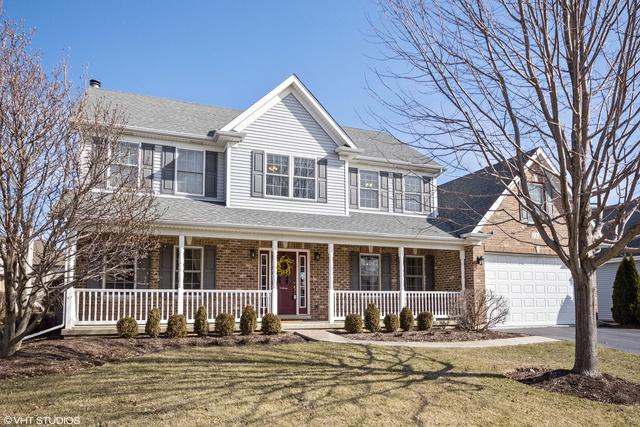 733 Arrowhead Drive, Yorkville, IL 60560 (MLS #09881842) :: The Jacobs Group