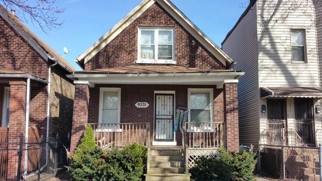 9231 S Ellis Avenue, Chicago, IL 60619 (MLS #09881902) :: The Jacobs Group