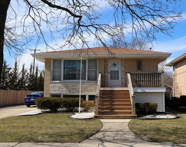 9446 S Ridgeway Avenue, Evergreen Park, IL 60805 (MLS #09881912) :: The Jacobs Group