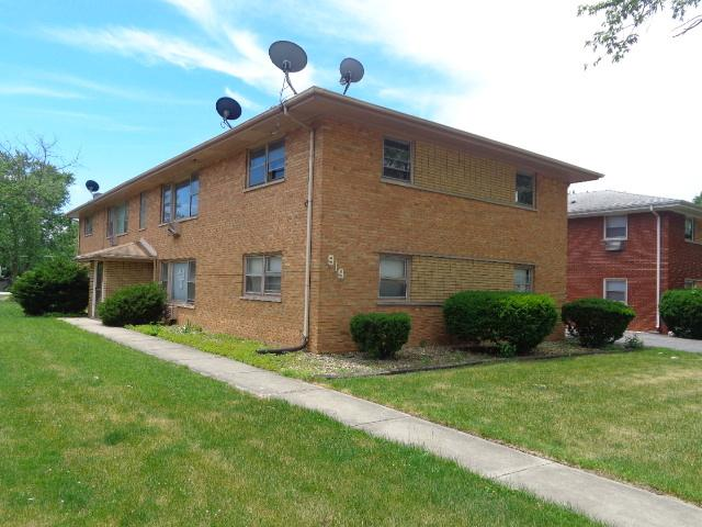 919 Elder Road, Homewood, IL 60430 (MLS #09881974) :: The Jacobs Group
