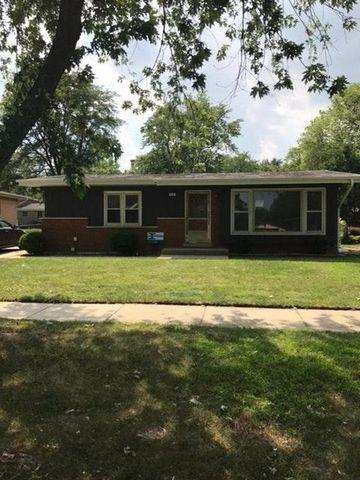 336 W Arquilla Drive, Glenwood, IL 60425 (MLS #09882120) :: The Jacobs Group