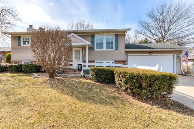 708 Prairie Ln Drive, MONTICELLO, IL 61856 (MLS #09882289) :: Ryan Dallas Real Estate