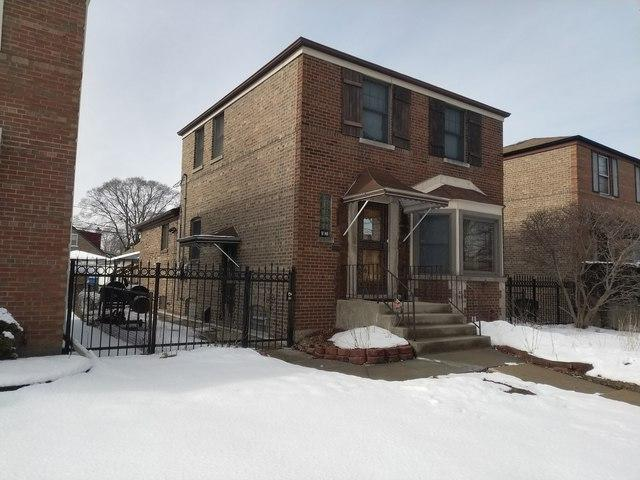 8148 S Wentworth Avenue, Chicago, IL 60620 (MLS #09882315) :: Littlefield Group