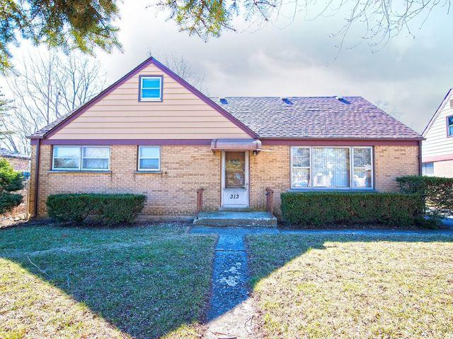313 Victoria Drive, Northlake, IL 60164 (MLS #09882469) :: The Jacobs Group