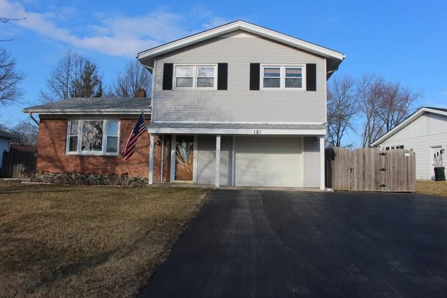 181 Biester Drive, Belvidere, IL 61008 (MLS #09882532) :: The Jacobs Group
