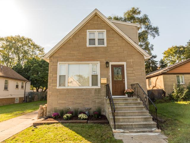 351 W 115TH Street, Chicago, IL 60628 (MLS #09882611) :: The Jacobs Group
