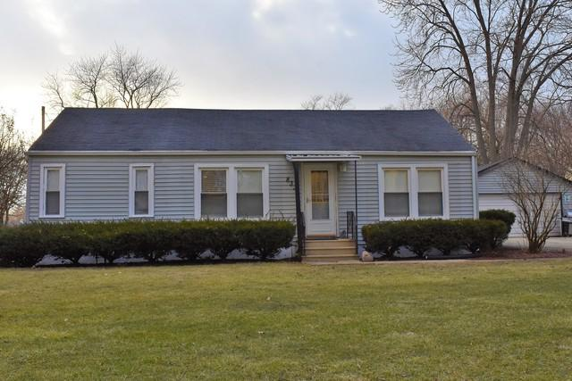 833 S Prairie Road, New Lenox, IL 60451 (MLS #09882674) :: The Jacobs Group